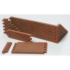 Tamiya 1/48 Brick Wall & Sand Bag Set 32508