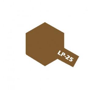Tamiya Lacquer LP-25 Brown Paint 10ml 82125