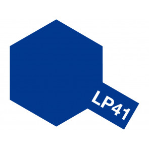 Tamiya Lacquer LP-41 MICA BLUE Paint 10ml 82141