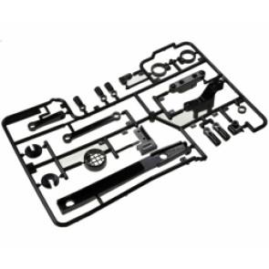 Tamiya D Parts: 58178/166/152/141 0005522
