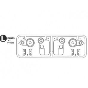 Tamiya CC-01 L Parts (58405) 9115208