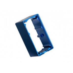 Traxxas Servo Case Aluminum (Middle) (For 2250) Blue 2254