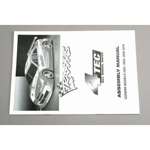 Traxxas Assembly Manual 4 Tec 4399