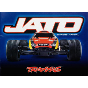 Traxxas Manual Jato 5599