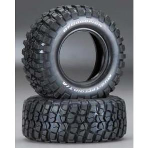 Traxxas Tires BF Goodrich Mud-Terrain Slash 4x4 6871r