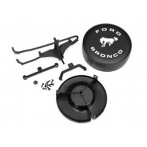 Traxxas TRX-4 Ford Bronco Spare Tire Mount And Cover Set 8074