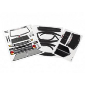 Traxxas Decal Sheet TRX-4 Sport 8113