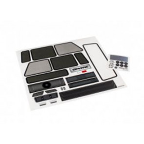 Traxxas Decal Sheet TRX-6 Mercedes Benz G63 8826
