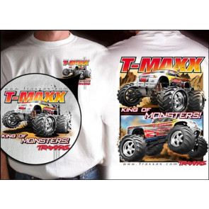 Traxxas T-shirt Med Tmaxx King Of Mountains 9945