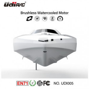 Udi Rc Electric Brushless Racing Boat 2.4hgz udi005