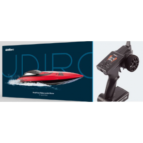 UDIRC RC Brushless Motor High Speed Boat RTR 010
