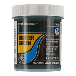 Woodland Scenics Water Undercoat Hunter Green 118ml cw4532