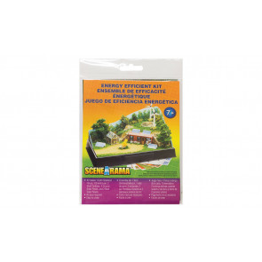 Woodland Scenics Theme Energy Efficient Kit sp4138