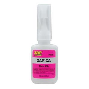 Zap Adhesives Zap CA 1/2 oz pt09