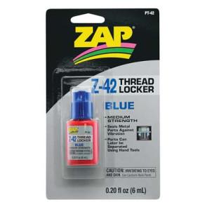Zap Adhesives Threadlocker .20 oz zap-pt42