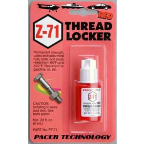 Zap Adhesives Red Thread Locker pt71