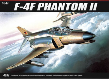 Academy 1/144 F-4F Phantom Ii 12611