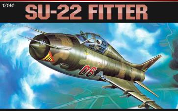 Academy 1/144 SU-22 FITTER 12612
