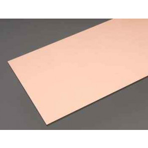 K&S Copper Sheet (1pcs) 6x12 .020 CS20 kse-01217