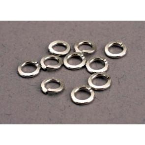 Traxxas Washers, 3x5 Split Metal Lockwashers (10) 2755
