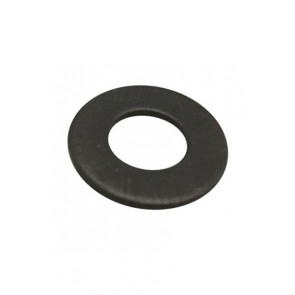 AT WASHER M2.5 Black Metric 2.5mm I.D Flat Washer (6pk)