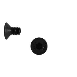 AT FHCSM2.5X3 (6pc) steel flat head (countersunk) cap screw metric