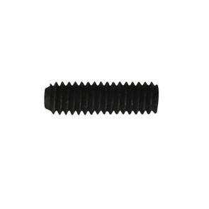 AT SSM2.5X10 (6pc) steel set screw (grub screw) metric M2.5x10mm
