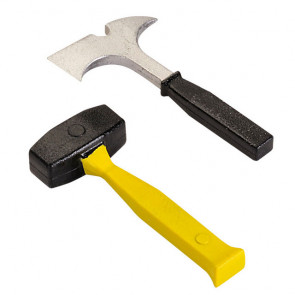 Absima 1/10 Axe And Hammer Painted ab2320024