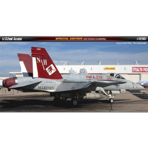 Academy 1/32 Usmc F/A-18A+ Vmfa-232 Red Devils - Aus Decals 12107