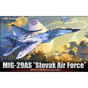 Academy 1/48 Mig-29As Limited Edition Reproduction 12227