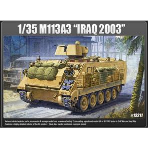 Academy 1/35 M113A3 [IRAQ 2003] 13211