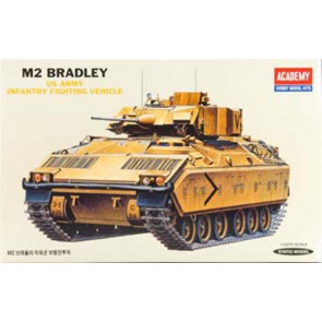 Academy 1/35 M2 Bradley Ifv Model Kit 13237