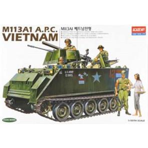 Academy 1/35 M113A1 APC Vietnam Aus Decals 13266