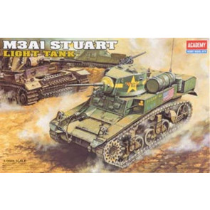 Academy 1/35 M3A1 Stuart Light Tank 13269