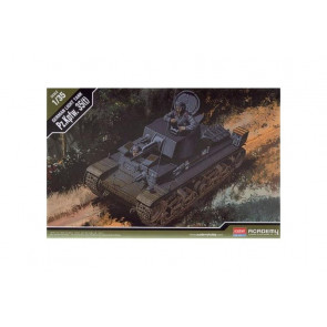 Academy 1/35 German Light Tank Pz.Kpfw.35(T) 13280