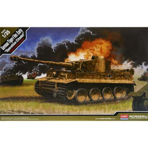 Academy 1/35 German Tiger-I Early Ver Operation Citadel 13509
