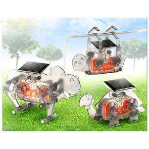 Academy Edukit Solar Power Animal Robot Set 18115
