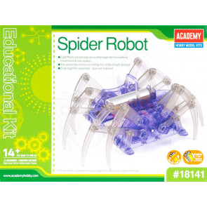 Academy Spider Robot Educational Kit 18141