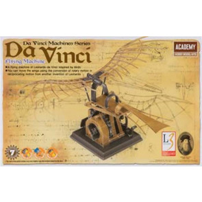 Academy DaVinci Flying Machine 18146