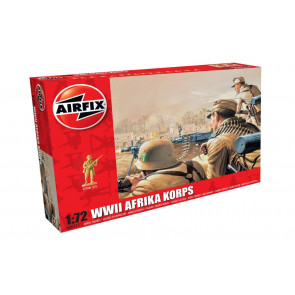 Airfix 1/72 WWII Afrika Corps 00711