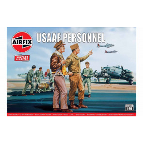 Airfix 1/76 USAAF Personnel 00748v