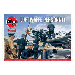 Airfix 1/76 Luftwaffe Personnel 00755v