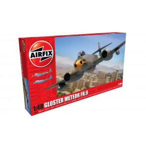 Airfix 1/48 Gloster Meteor FR9 09188