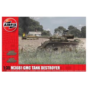 Airfix 1/35 M36B1 GMC Tank Destroyer 1356