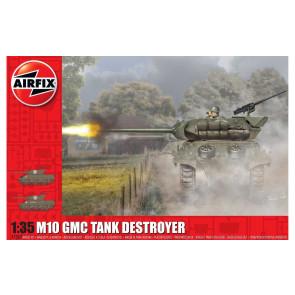 Airfix 1/35 M10 Gmc (U.S. Army) 1360