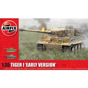 Airfix 1/35 Tiger-1 Early Version 1363
