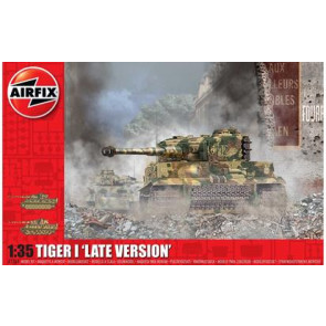 Airfix 1/35 Tiger-1 Late Version 1364