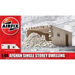 Airfix 1/48 Afghan Single Storey Dwelling 75009