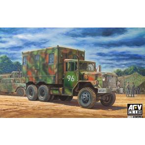 AFV Club 1/35 M109A3 2.5-Ton 6×6 Shop Van 35304