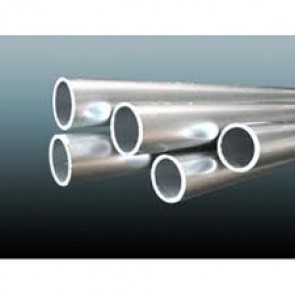 Albion Alloys Alloy Tube Round 4.0mm x 0.45mm x1m (1pcs) at4xm